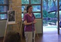 Lanterns for Peace 8/6/13: Barbara Smith talks