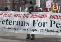 Veterans for Peace - Madison 3/20/10
